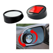 2X Convex Blind Spot Adjustable Reversing Towing Mirror Self-Adhesive Car Van
