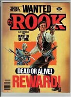 Warren Presents The Rook Canadian Price Variant Warren Magazine 1979 Rare