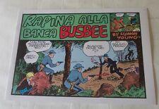 RAPINA ALLA BANCA BUSBEE (Serie Nerbini 7)
