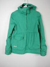 Holden Women's Aquamarine Pullover Waterproof Ski Snowboarding Jacket Size S