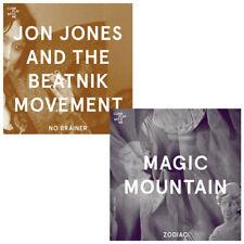 "Magic Mountain/Jon Jones and the Beatnick Movement : Zodiac/No Brainer VINYL 7"""