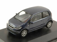 Model Car Scale 1:43 diecast vehicles road Abrex Skoda For collection