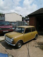 Mini 1000 classic 1976, 17000 miles from New