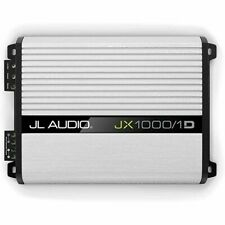 JL Audio JX1000/1D Monoblock Class D Amplifier 1000 watts at 2 ohms * NEW IN BOX