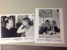 2 RARE! Movie Presskit film photo poster THE STORY OF US Michele Pfeiffer