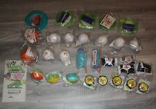 29 McDONALDS  Michael Jordan Fitness Fun Challenge  Kids Toys 1991 plus BAGS