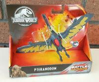 Jurassic World Battle Damage Pteranodon - Mattel - 2018 - New