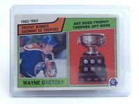 1983-1984 Wayne Gretzky #204 Edmonton Oilers OPC O-Pee-Chee Hockey Card H700