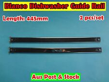 Blanco Dishwasher Spare Parts S/S Guide Rail Replacement 2 pcs/set (DA25) Used