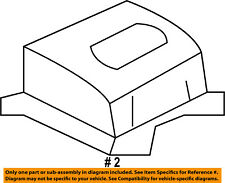 FORD OEM Airbag Air Bag-RCM SDM ACM Restraint Control Module AL1Z14B321A