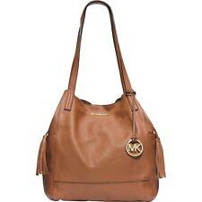 MICHAEL KORS MK NEW XL Ashbury Luggage Leather Large Grab Bag Handbag Purse NEW