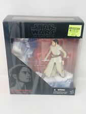 Star Wars Black Series K-Mart Exclusive 6? Rey Starkiller Base Hasbro 2016