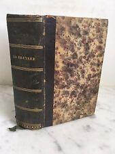 Les caractères de la bruyère Tome Premier Paris 1802