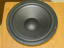Mordaunt short single 10 inch speaker woofer original driver