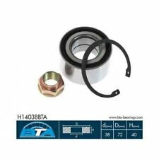 BTA Wheel Bearing Kit H14038BTA