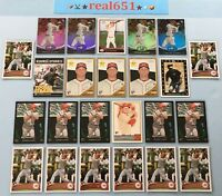 2010~2011 YONDER ALONSO Rookie-Prospect Lot x 24 RC Topps Bowman Heritage   CWS