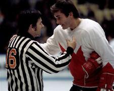Peter Mahovlich team Canada 1972  8x10 Photo