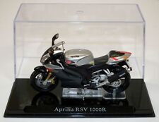 Atlas Editions  - APRILIA RSV 1000R - Motorcycle Model Scale 1:24 (IXO)