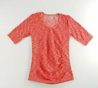 Athleta Womens Athletic Top Shirt Blouse Tee Stretchy sz M