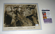 Anthony Perkins The Tin Star Signed 8x10 B/W Photo JSA CERT FREE SHIPPING
