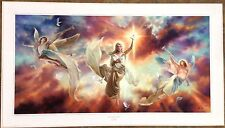 "Tom duBois ""Glory to God in The Highest"" Time-Limited Edition Print #01623"