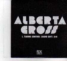(DW393) Alberta Cross, Taking Control - 2009 DJ CD