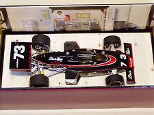 1/18 Carousel 1 McLaren M16 Carling Black Label Indianapolis 500 1974 D. Hobbs