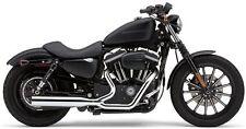 Cobra Chrome Powerpro HP 2-into-1 Exhaust for 2004-2006 Harley Sportster 6440