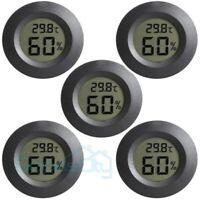 5Pcs Hot LCD Digital Indoor Thermometer Hygrometer Temperature Humidity Meter