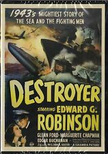 Destroyer (DVD, 2011) Edward G Robinson, Glenn Ford  NOT RATED