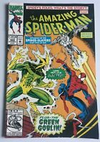 AMAZING SPIDER-MAN. NO. 369. VINTAGE 1992. ELECTRO. GREEN GOBLIN. MARVEL COMICS