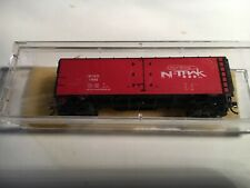 N SCALE MICRO TRAINS N-TRACK BOX CAR,