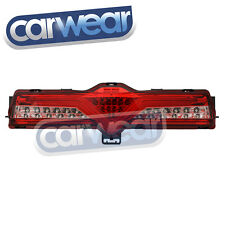 """VALENTI"" TOYOTA 86 GTS GT 12-UP /SUBARU BRZ RED CLEAR LED REVERSE BUMPER LIGHTS"