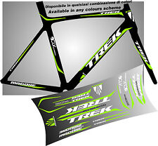 TREK MADONE ADESIVI stickers aufkleber autocollant WELCOME INTERNATIONAL BUYERS
