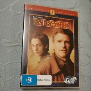 Everwood: The Complete First Season (2006 : 5 Disc DVD Set) Brand New Sealed R4