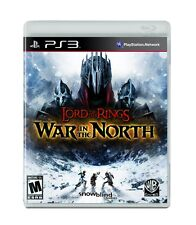 Lord of the Rings: War in the North (Sony PlayStation 3, 2011)