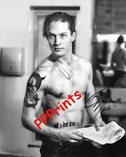 """TOM HARDY BANE BRONSON SIGNED AUTOGRAPHED 10"""" X 8"""" REPRODUCTION PHOTO PRINT"""