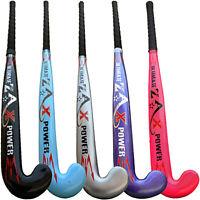 "Size 26,28,30,32,33,34"" Junior Hockey Sticks Wooden Hockey Stick Reinforced"