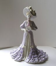 COALPORT Figurine : LADY ELIZABETH : High Society Collection : Limited Edition
