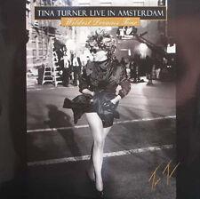 TINA TURNER - Live In Amsterdam   Laser Disc