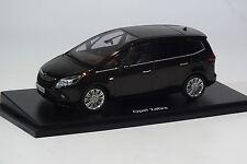 Motorart Opel Zafira C Tourer,Mahagonibraun, brown, Modellauto 1:43, Dealer, NEU