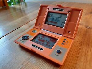 DONKEY KONG Nintendo Game & Watch Multi Screen DK-52 Tested Working