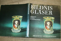 Sammlerbuch Bildnisgläser, Antikglas, Glasmalerei, Gläser, Sammlerglas 17.&18.Jh