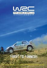 World Rally Championship - Official review 2000 (New DVD) FIA WRC McRae Makinen
