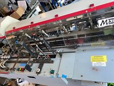Mailcrafter 9800 Series 4 Station 6 x 9, #10 Inserter with Turnover