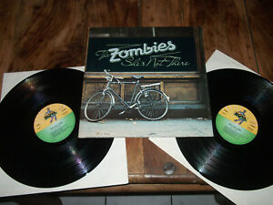 """DLP : THE ZOMBIES  """" SHE´S NOT THERE """"  1976 NOVA - COMPIL. / 60er BEAT - GARAGE"""