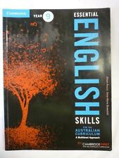 ESSENTIAL ENGLISH SKILLS Australian Curriculum Year 9 Paperback Book