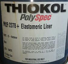 Polysulfide Liquid Rubber 100% Ethanol Gas Tank Liner Sealer 2 Part Epoxy 48oz