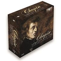 COMPLETE EDITION 17 CD NEU CHOPIN,FREDERIC FRANCOIS