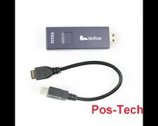 VeriFone Vx670 RS232/UART Dongle w/ cable ***BRAND NEW***